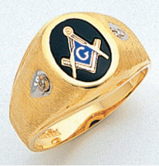 3rd Degree Masonic Ring Gold