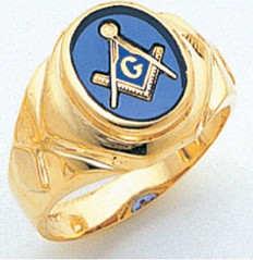3rd Degree Masonic Gold Ring8