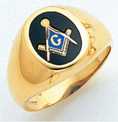 3rd Degree Masonic Gold Ring11
