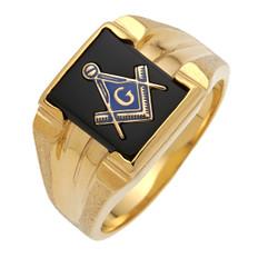 3rd Degree Masonic Gold Ring13