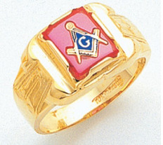 3rd Degree Masonic Gold Ring17