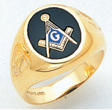 3rd Degree Masonic Gold Ring20