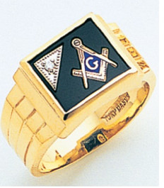 3rd Degree Masonic Gold Ring26