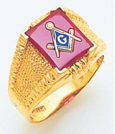 3rd Degree Masonic Gold Ring29