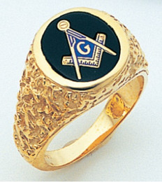 3rd Degree Masonic Gold Ring42