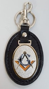 Masonic Key Ring          KEY-MAS-1
