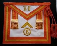 Past Masters Apron Holland  Lodge