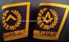 Grand Lodge Officers Cuffs