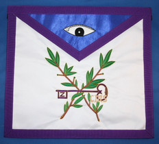 Scottish Rite 4th Apron 3