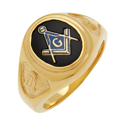 3rd Degree Masonic Gold Ring18