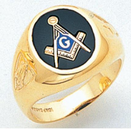 3rd Degree Masonic Gold Ring20