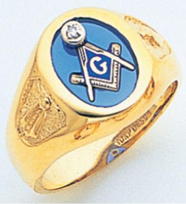 3rd Degree Masonic Gold Ring21
