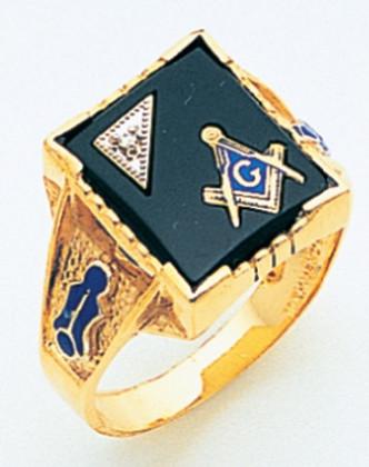 3rd Degree Masonic Gold Ring28