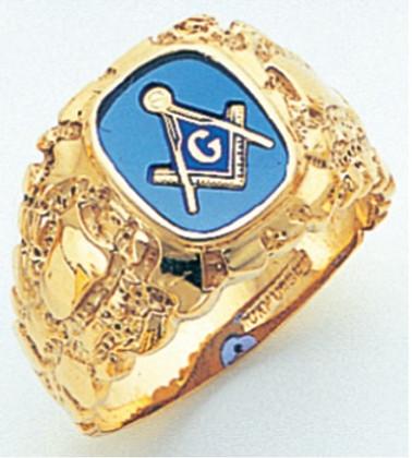 3rd Degree Masonic Gold Ring45