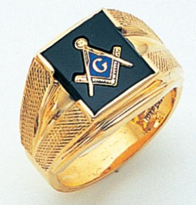 3rd Degree Masonic Gold Ring52