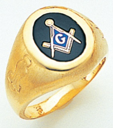 3rd Degree Masonic Gold Ring55