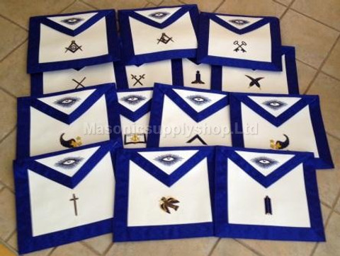 Traditional Officers Apron Set