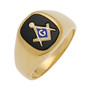 3rd Degree Masonic Gold Ring5