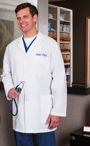 "34"" Meta Fundamentals Men's Labcoat (XS-5XL)"