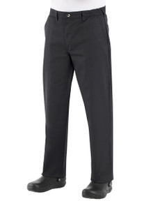 Unisex Side Elastic Cook Pant, size:30-46