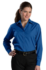 Edwards Women's LS Broadcloth Shirt (More Colors) 5363