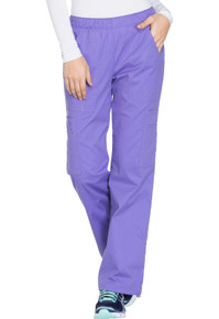 Cherokee Workwear Core Stretch Women's Bungee Cargo Pant 4005