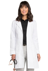 "36"" Cherokee Women's Angled Pocket Lab Coat 2410"