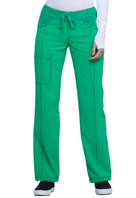 Cherokee Infinity Women's Low Rise Straight Leg Pant 1123A