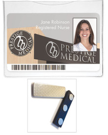 Prestige Medical Magnetic ID Holder