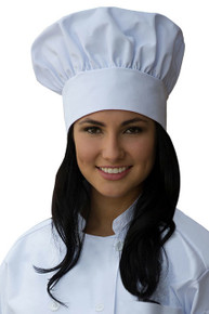 Daystar 800 Adult Chef Hat - Available in 20 Colors
