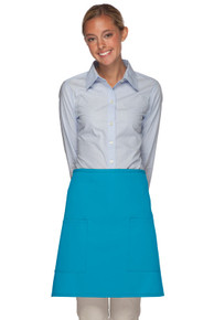 Daystar 115 Two Pocket Half-Bistro Apron