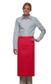 Daystar 123 Three Pocket Full Bistro Apron