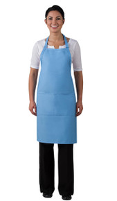 "Daystar 242 36"" Center Divided Pocket XL Butcher Apron"