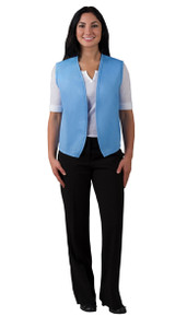 Daystar 740NP Unisex No Pocket & No Buttons Vest
