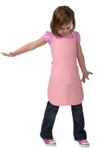 Daystar 250 Two Pocket Child Bib Apron