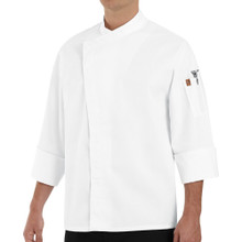 Chef Design Tunic Chef Coat, size:S-2XL