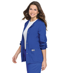 Scrub Zone 75221 Women's Warm-Up Jacket