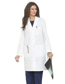 "39"" Landau Unisex Lab Coat 3187"