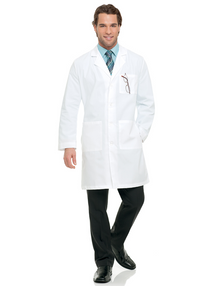 "39"" Landau Men's Labcoat 3132"