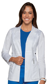 "28"" Dickies Gen Flex Women's Stretch Lab Coat 82408"
