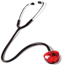 Clear Sound™ Stethoscope - Heart