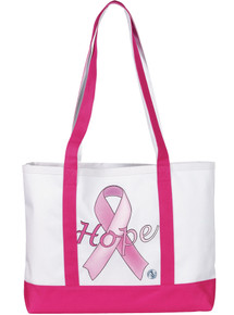 Tote Bag - Hope Pink Ribbon