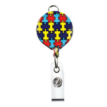 Retracteze™ ID Holder - Autism