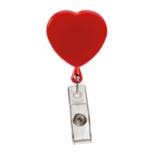 Retracteze™ ID Holder - Red Heart