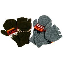 Knit Glittens