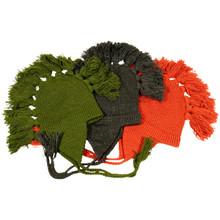 Alpaca Mohawk Chullo Hat