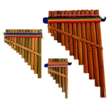 "Pan Flute # 1 Small 3"" Packaged"