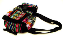Manta Children's Cotton Backpack Assorted Colors Hand Made