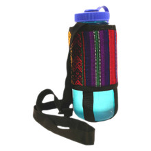 Water Bottle Holder Assortment with Adjustable Strap