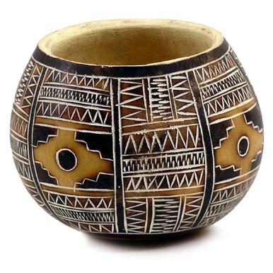 Gourd Bowl - Chacana